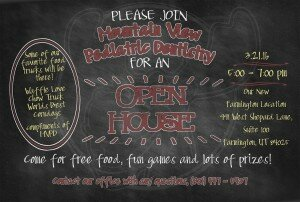 Mountain View Pediatric Dentistry Open House